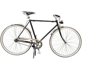 Bicicletta sport uomo elegante